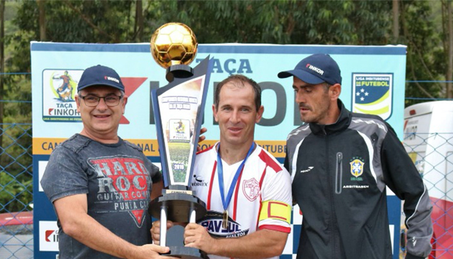 Time Vera Cruz é Campeão da Taça Inkor