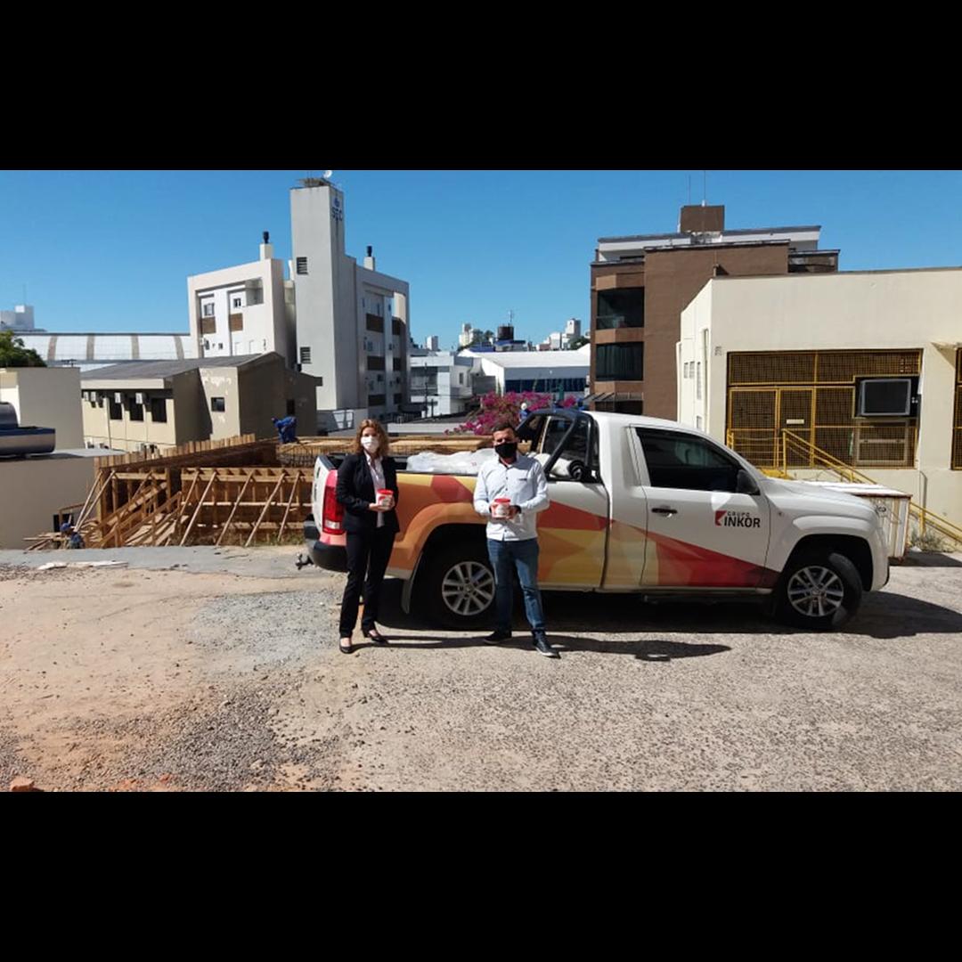 Fazendo a Diferença: Hospital São José, Criciúma – SC.